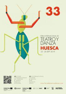 Cartel feria Huesca