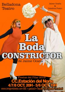 Boda Constrictor 2019