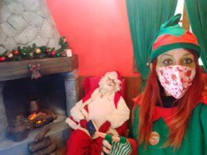 Casita Papá Noel